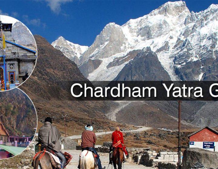 chardham yatra guide 2021
